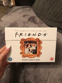 Friends extended exclusive and unseen