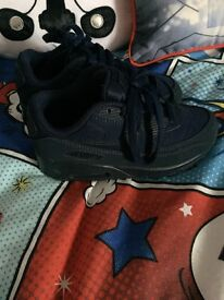 Infant size 11 Nike air max