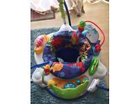 Fisher price jumperoo ocean wonders baby bouncer