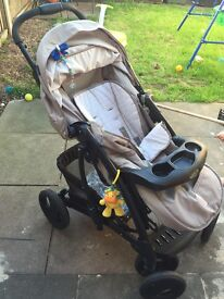Graco unisex pushchair