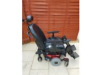 Pride Quantum 610 Electric Wheelchair excelent condition in Manchester