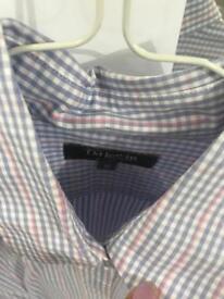 Tm Lewis shirt size 10