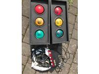 Disco traffic lights
