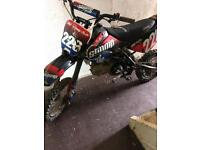 140cc all works