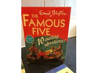 Brand new The famous five book set