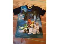 Boys Lego star wars T-Shirt age 11-12 years