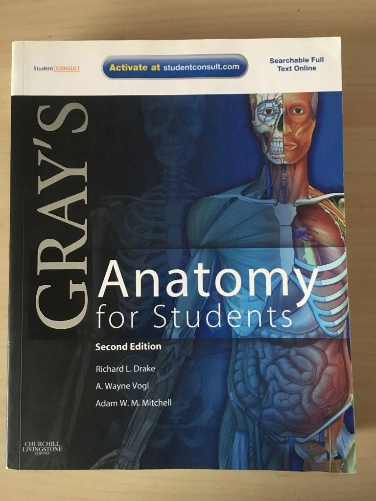 Gray\'s Anatomy for Students | in Camberwell, London | Gumtree