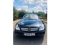 Mercedez-Benz CLS320 CDI 2008 FACELIFT Black 7G Tronic Coupe(bmw,audi,lexus,jaguar,ford)Swap