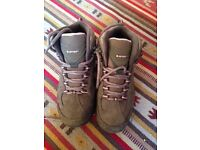 Women's Hiking Boots - size 4