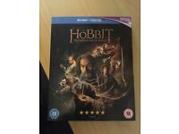 The Hobbit: The Desolation of Smaug Blu Ray