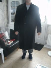 REDUCED!!!! Mans Overcoat