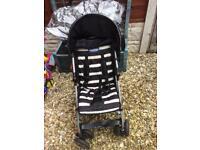 Baby start lightweight pushchair