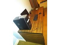 Strong Wooden Desk