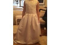 Beautiful flower girl/ communion dress BNWT