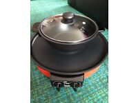 Steamboat and Barbeque Set