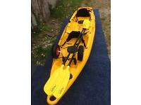 Kayak, double, all new