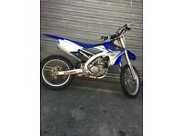 Yzf 450 2014