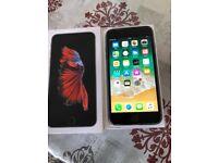 Apples IPhone 6s Plus 64gb Unlocked with receipt