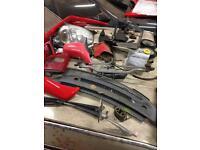 Vauxhall Corsa B parts (breaking, Opel, rally, stockcar)