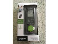 Digital Voice Recorder / Dictaphone
