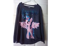 My Little Pony Two Next T-shirts age 9
