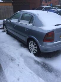 Vauxhall Astra sport CDTI 2004
