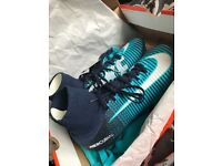 Nike mercurial vapour football boots 8.5