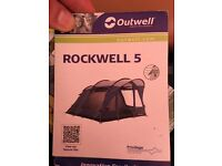 Tent outwell Rockwell 5 man