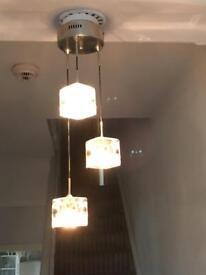 Light- cube lights REDUCED