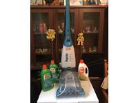 Vax cleaner