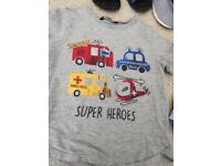 Clothes for boy 4 years old