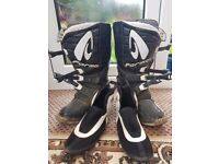 Forma Dominator Comp Boots Uk Size 8 Motorcross Boots