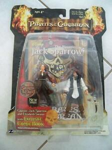 PIRATES OF THE CARRIBEAN-ELIZABETH AND JACK-NEW--DISNEY
