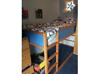 Children's Reversible Cabin Bed