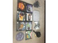 PlayStation 1 plus 10 game bundle, PS1 PSone Sony