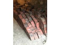 ROSEMARY ROOF TILES. USED. VERY GOOD CONDITION. RIDGES. CHIMNEY POTS.