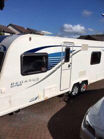 4 berth touring caravan for sale