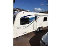 4 berth touring caravan for sale