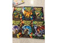 Beast quest series 6 (books 37-42)