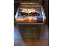 Red Bull, drinks, fridge, as new, display, GDCT ECO LED, fan cooled, beer, Merseyside