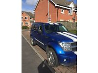 May swap Dodge nitro 2.8 diesel automatic part ex finance anyone part ex offers