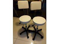 Salon chairs £30 each