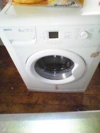 BEKO 7KG DIGITAL 1400 SPIN WHITE WASHING MACHINE CAN DELIVER