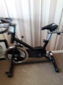 Pro exercise bike
