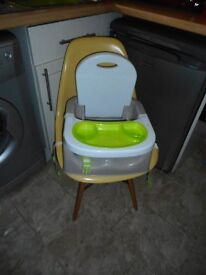 childs sit up the table travel chair reclines