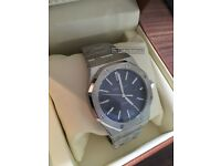 Audemars Piguet Royal Oak 41mm Blue Dial, Swiss ETA ++LONDON++ 24/09/16++