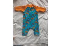 Boys Mini Club Sunsafe Swimsuit 4-5 Years