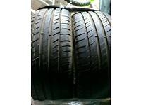 215 55 16 Michellin primacy 7mm tread