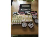 Joblot makeup all new unused hd mascara eyeshadow and more