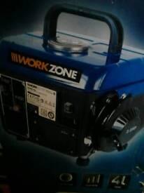 Suitcase petrol generator for sale